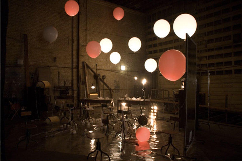 Led balionai, kaip modernaus verslo pavyzdys