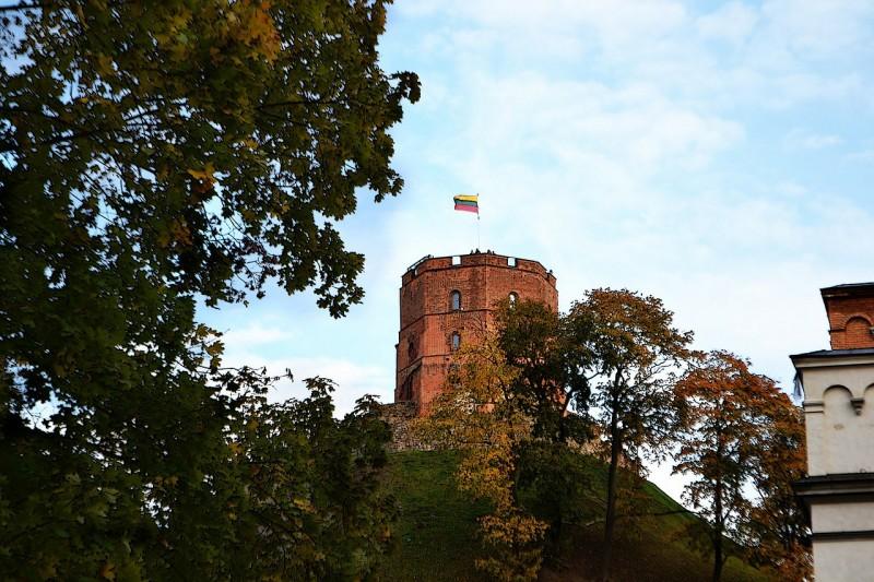apie Lietuvos pilis