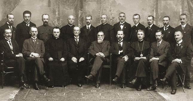Lietuvos politikos istorija