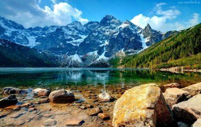 Europos nacionaliniai parkai – Slovėnija ir Italija