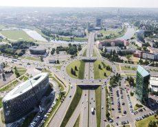 Transporto paslaugos Vilniuje