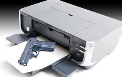3D printerio istorija