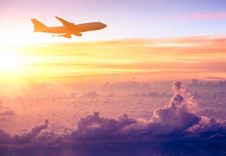 Skrydžiai lėktuvu – greitas keliavimo būdas