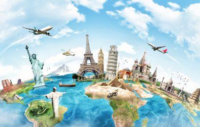 Populiariausios nusiraminimo ieškančių žmonių kelionių kryptys Europoje
