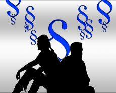 Teisinė pagalba besiskiriantiems